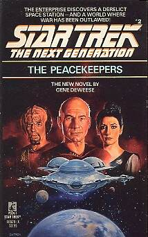 The Peacekeepers cover