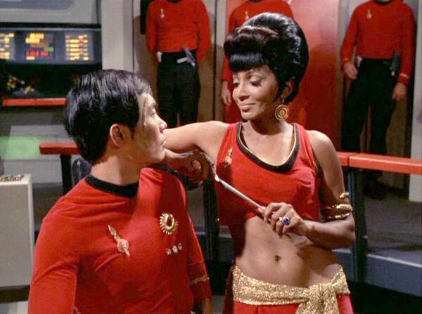 Uhura Sulu