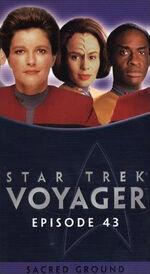 VOY 43 US VHS