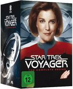 Voyager Complete Series DVD Region 2