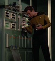 Wallace repairing transporter