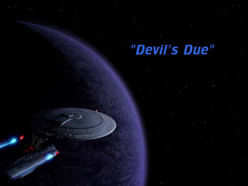 Devil's Due title card