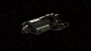 Arin'sen Klingon transport