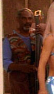 Caribbean musician 1