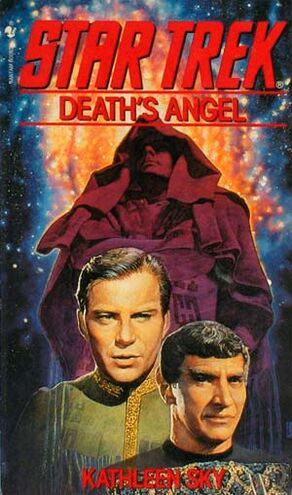 Death's Angel, Spectra cover.jpg