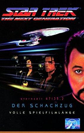 Der Schachzug (VHS)