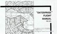 Enterprise Flight Manual 1st edition variant cover