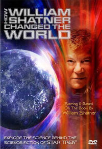 How William Shatner Changed the World DVD cover