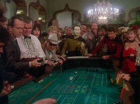 Royale Craps Table