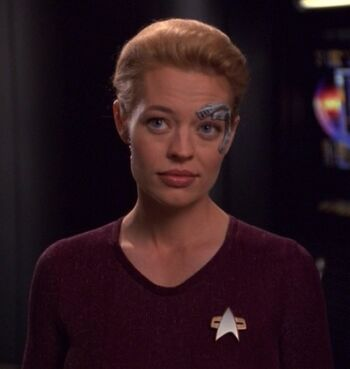 "Seven of Nine (<a href=""/wiki/2378"" title=""2378"">2378</a>)"