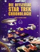 Star Trek Chronology, German first edition