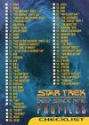 Star Trek Deep Space Nine - Profiles Card 82