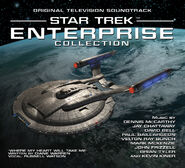 Star Trek Enterprise Soundtrack Collection