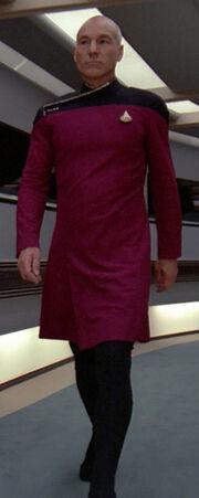 Starfleet dress uniform, 2365