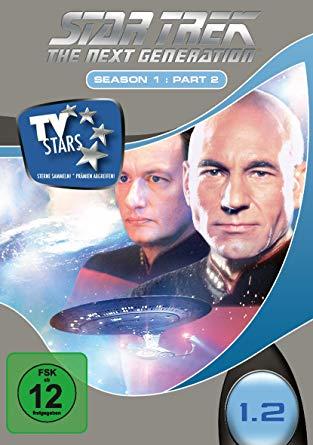TNG Staffel 1-2 DVD