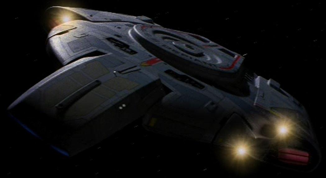 USS Defiant (2370)   Memory Alpha   FANDOM powered by Wikia