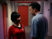 Uhura und der Salzvampir