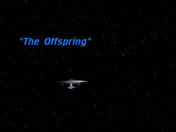 The Offspring title card
