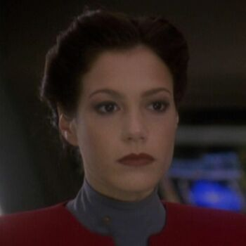...as Ensign Carson