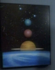 Classroom painting 2369