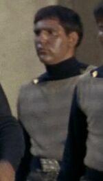Klingon soldier Organia 6