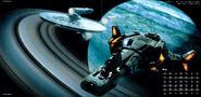 Leif Ericson in the official Star Trek franchise