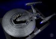 QMx Star Trek Into Darkness USS Vengeance artisan replica