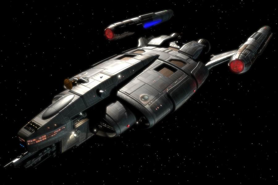 SS Conestoga Memory Alpha FANDOM Powered By Wikia