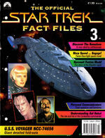 Star Trek Fact Files Part 3 cover