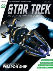Star Trek Official Starships Collection Issue 22