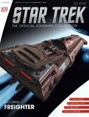 Star Trek Official Starships Collection issue 101