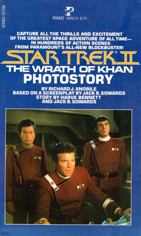 Star Trek Photostory Cover 2