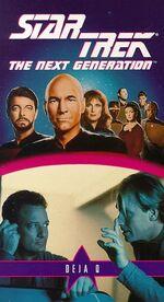 TNG 061 US VHS