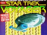 The Official Star Trek: Voyager Magazine issue 1