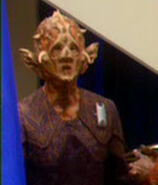 Alien dignitary 6 2155