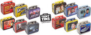 Coop Teeny Tins Star Trek lunchboxes