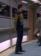 Corridor security officer, 2366