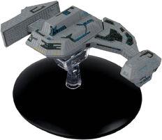 Eaglemoss 73 Borg Type 03