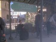 Fair Haven train station