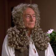 Isaac Newton, hologram