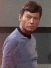 Leonard McCoy Spiegeluniversum