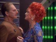 Lwaxana und Odo (2369)