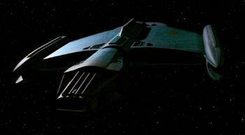 Mirok's science ship