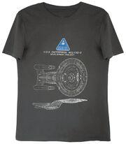 Star Trek TNG Build The USS Enterprise-D gift 5 T-shirt