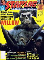 Starlog issue 131 cover