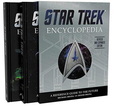 The Star Trek Encyclopedia (4. Auflage) Harper Design