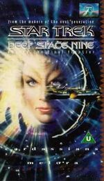 DS9 vol 13 UK VHS cover