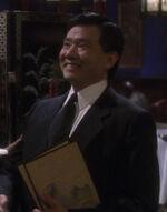 Jim Lau, The Expanse