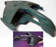 Playmates Romulan Warbird