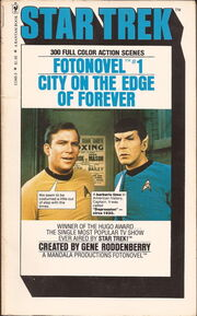 The city on the edge of forever episode memory alpha fandom star trek fotonovel 01 sciox Choice Image